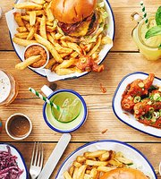 Honest Burgers Notting Hill