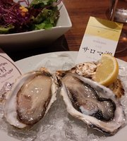 Oyster Table, Ueno Sakura Terrace