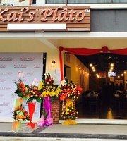 Kai's Plâto Kota Kemuning Seafood Restaurant