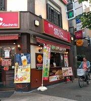 Tsukiji Gindaco Highball Sakaba, Yaesu North Entrance