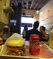 Cerdo Rey Burger