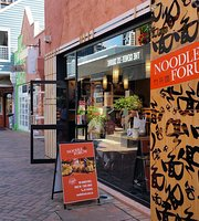 Noodle Forum Shafto Lane