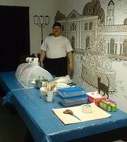 Cherno Beloye Cafe