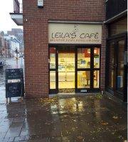 Leila's Cafe