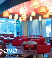 Logovo The Bar Food Experience