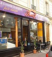 Beity la Cuisine Libanaise Faite Maison