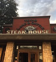 Texas Land & Cattle Steak House - North IH 35