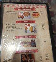 Raidan restaurant