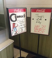 George's Hot Dog Shop