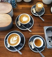 The Milk Bar Coffee Co,