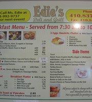 Edie's Deli & Grill