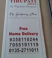 Tirupati Balaji Restaurant