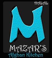 Mazar's Kitchen