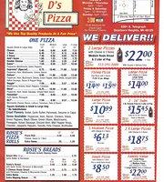 Rosie D's Pizza