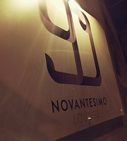 Novantesimo Lounge Cafe