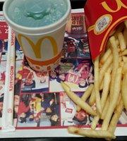 McDonald's Ogikubo West Entrance