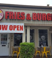Funky fries & Burgers