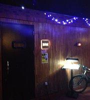 Marine J80's Cafe