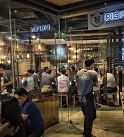Pigpen Cafe, Restaurant & Bar