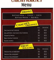 Chachi's Kolaches