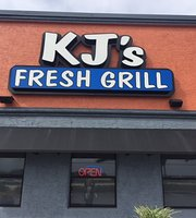 KJ's Fresh Grill, Steak & Seafood