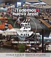 Plaza Food Truck 502