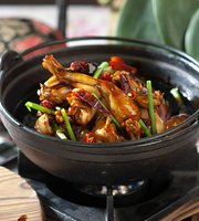 Ding Seng Fresh Frog Porridge
