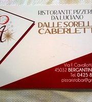 Ristorante Pizzeria da Luciano Sorelle Caberletti