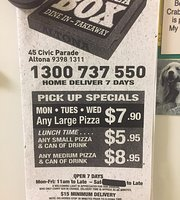 The Pizza Box