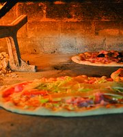Pizzastube Sonne