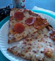 Pizza Corner Mediterranean food