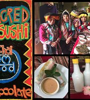 Sacred Sushi & Curry Sunday