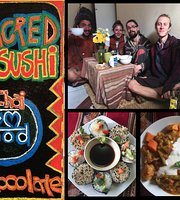 Sacred Sushi & Curry Sunday