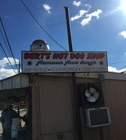 Bert's Hot Dog Shop