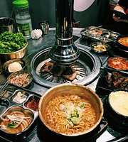 Super Star K Korean BBQ