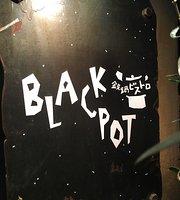 Tetsunabe Iron Pot Bistro Black Pot