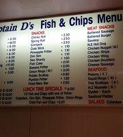 Captain D's Sea Food Shop