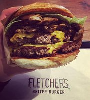 Fletchers Better Burger Bockenhei