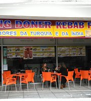 King Doner Kebab Pizzas
