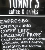 ‪Tommys coffee & drinks‬