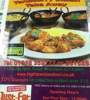 Hightown Tandoori