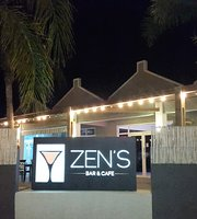 ‪Zen's Bar & Cafe‬