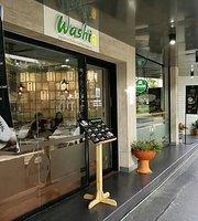 Washi Sushi Burger