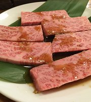 Charcoal Grilled Beef Shichirin-tei
