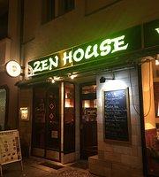 Zen House vegetarian restaurant