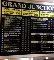 Grand Junction Grilled Subs