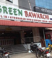 New Green Bawarchi