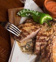 """""""Veranda"""" grill & bar"""