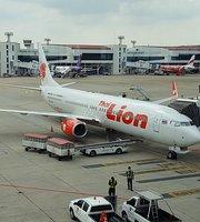 Thai Lion Air Economy Inside