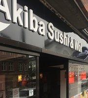 Akiba Sushi & Wok